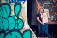 Graffiti Kisses