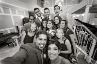 Bridal Party Selfie!